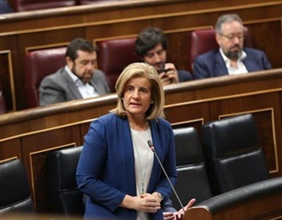 Foto Noticia Fátima Báñez